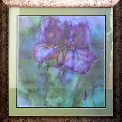 Картины на ткани Арсенкиной Светланы